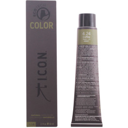 I.c.o.n. Ecotech Color Natural Color 4.24 Coffee 60 Ml Unisex