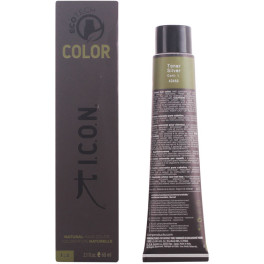 I.c.o.n. Ecotech Color Natural Color Toner Silver 60 Ml Unisex