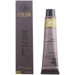 I.c.o.n. Ecotech Color Natural Color 8.21 Light Pearl Blonde 60 Ml Unisex