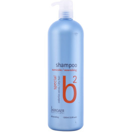 Broaer B2 Nourishing Shampoo 1000 Ml Unisex
