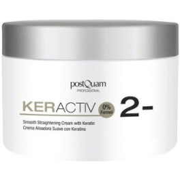 Postquam Haircare Keractiv Smooth Straightening Cream With Keratin 20 Mujer