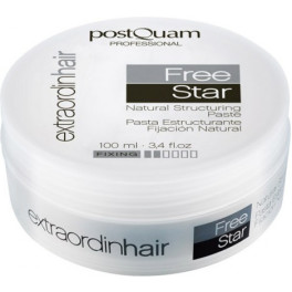 Postquam Haircare Extraordinhair Free Star Natural Structuring Paste Mujer