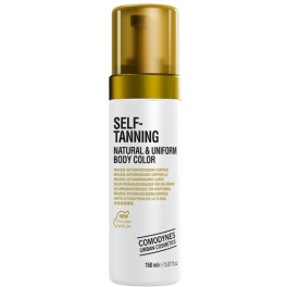 Comodynes Self-tanning Body Mousse 150 Ml Mujer