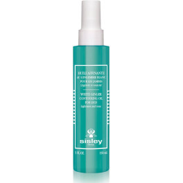 Sisley Huile Affinante Au Gingembre Blanc Pour Les Jambes 150 Ml Mujer