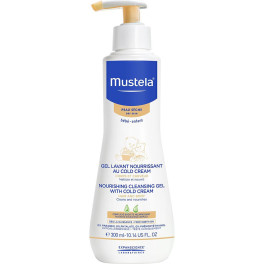 Mustela Bébé Nourishing Cleansing Gel With Cold Cream 300 Ml Unisex