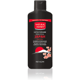 Natural Honey Japan Secrets Gel De Ducha 650 Ml Unisex