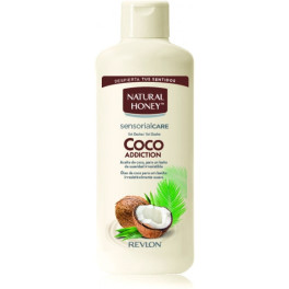 Natural Honey Coco Addiction Gel De Ducha 650 Ml Unisex