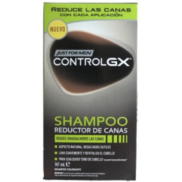 Just For Men Controlgx Champú Reductor Canas 147 Ml Unisex