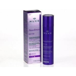 Nuxe  Llence Detox Soin Nuit Anti-âge Rechargeur Jeunesse 50ml Mujer