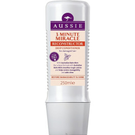 Aussie 3 Minute Miracle Reconstructor Deep Treatment 250 Ml Unisex