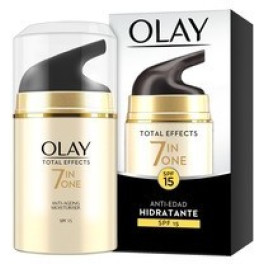 Olay Total Effects Anti-edad Hidratante Spf15 50 Ml Mujer