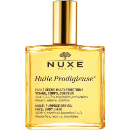 Nuxe Huile Prodigieuse Huile Sèche Multi-fonctions 100 Ml Mujer