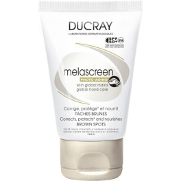 Ducray Melascreen Photo-aging Global Hand Care Spf50+ 50 Ml Unisex