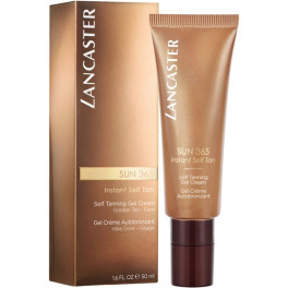 Lancaster Sun 365 Instant Self Tan Gel Cream Face 50 Ml Unisex