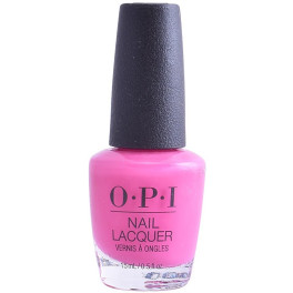 Opi Nail Lacquer No Turning Back From Pink Street Mujer