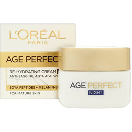 L'oreal Dermo-expertise Age Perfect Rehydrating Night Crema 50ml