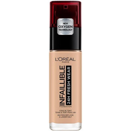 L'oreal Infaillible 24h Fresh Wear Foundation 230-miel éclat 30 Ml Mujer