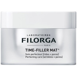 Laboratoires Filorga Time-filler Mat Perfecting Care Wrinkles And Pores 50 Ml Mujer