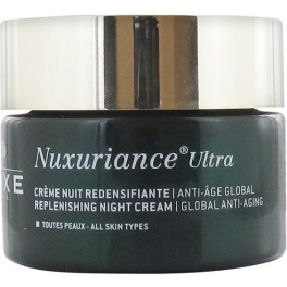 Nuxe Nuxuriance Ultra Crème Nuit Redensifiante 50 Ml Mujer
