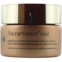 Nuxe Nuxuriance Gold Baume Nuit Nutri-fortifiant 50 Ml Mujer