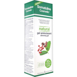 Somatoline Natural Reductor Gel 250 Ml Mujer