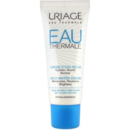 Uriage Eau Thermale Rich Water Cream 40 Ml Unisex