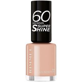 Rimmel London 60 Seconds Super Shine 708-kiss In The Nude Mujer