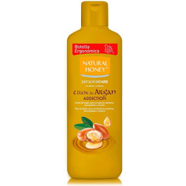 Natural Honey Elixir De Argan Gel De Baño 650 Ml Unisex