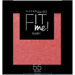 Maybelline Fit Me! Blush 55-berry 5 Gr Mujer