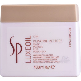 System Professional Sp Luxe Oil Keratin Restore Mask 400 Ml Unisex