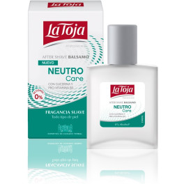 La Toja Neutro Care After Shave 0% Alcohol Balm 100 Ml Hombre