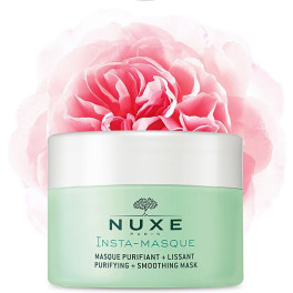 Nuxe Insta-masque Purifiant + Lissant 50 Ml Mujer