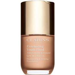 Clarins Everlasting Youth Fluid 107-beige 30 Ml Mujer