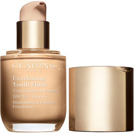 Clarins Everlasting Youth Fluid 114 -capuccino 30 Ml Mujer