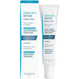 Ducray Keracnyl Repair Lip Balm 15 Ml Unisex