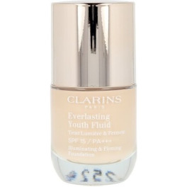 Clarins Everlasting Youth Fluid 105-nude 30 Ml Mujer