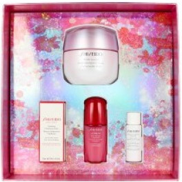 Shiseido White Lucent Gel-cream Lote 5 Piezas Unisex