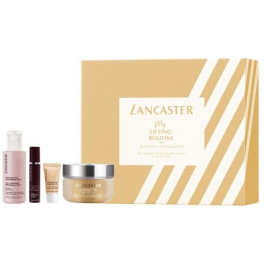 Lancaster Comfort Lift Day Cream Spf15 50ml + 365 Skin Repair Serum 10ml + Eye Cream 3ml + Clenasing Milk 100ml