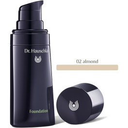 Dr. Hauschka Foundation 02-almond  30 Ml Mujer