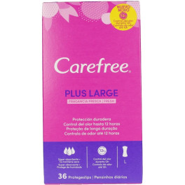 Carefree Protector Maxi Fresh 36 Uds Mujer