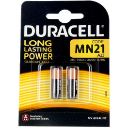 Duracell Mn21b2 Pilas Pack 2 Uds Unisex