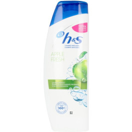 Head & Shoulders H&s Manzana Limpio Y Fresco Champú 360 Ml Unisex