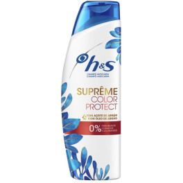 Head & Shoulders H&s Supreme Color Protect Champú 300 Ml Mujer