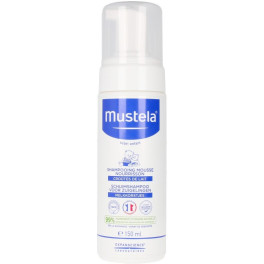 Mustela Bébé Foam Shampoo For Newborn Normal Skin 150 Ml Unisex