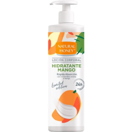 Natural Honey Mango Loción Corporal Dosificador 700 Ml Unisex