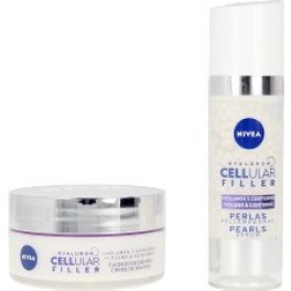 Nivea Cellular Anti-age Volume Filling Lote 2 Piezas Unisex
