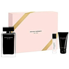 Narciso Rodriguez For Her Lote 3 Piezas Unisex