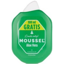 Moussel Aloe Vera Gel De Ducha Purificante 900 Ml Unisex