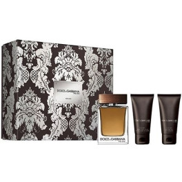 Dolce & Gabbana The One For Men Lote 3 Piezas Unisex
