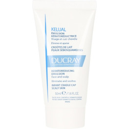 Ducray Kelual Keratoreducing Emulsion  50 Ml Unisex